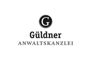 Güldner Anwaltskanzlei Banner