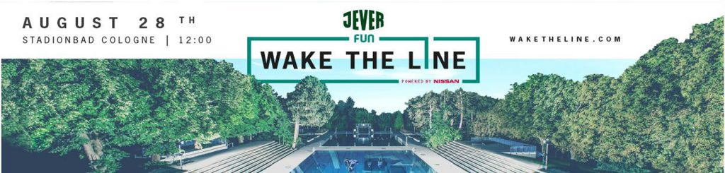 Wake The Line Banner