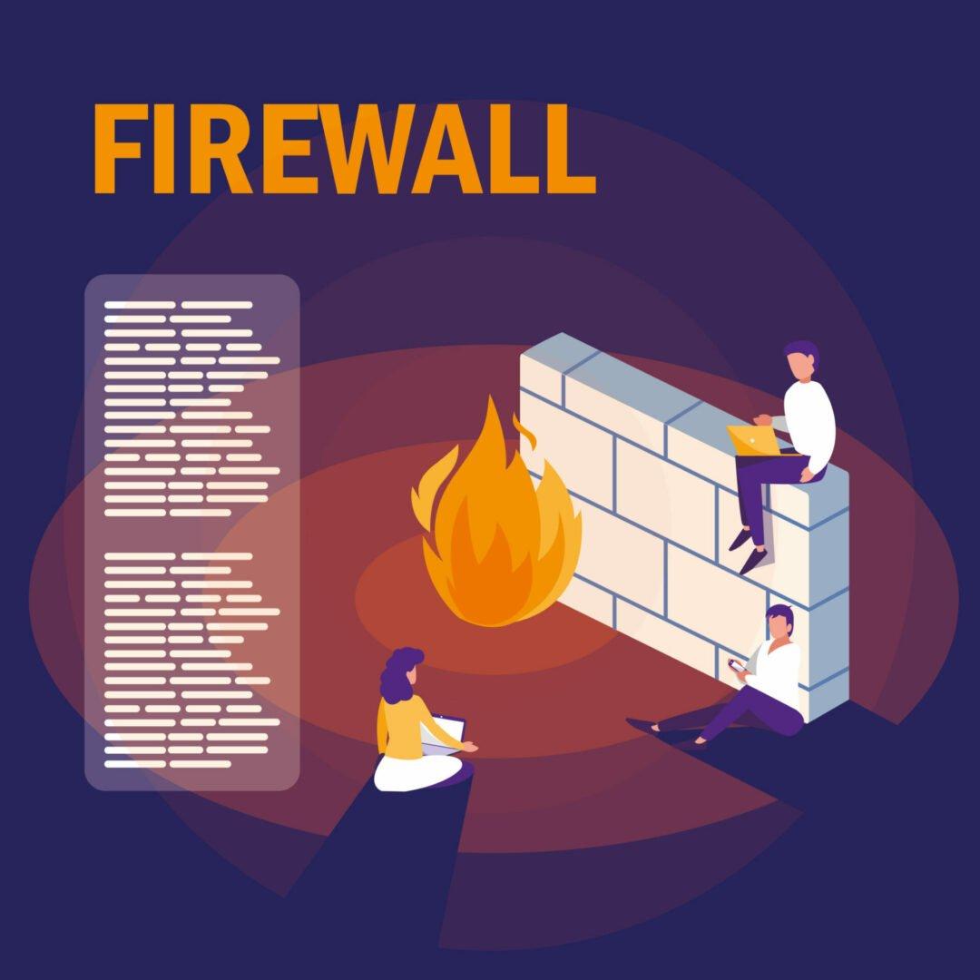 Firewall: Der unersetzbare Schutzschild für ihr Unternehmensnetzwerk