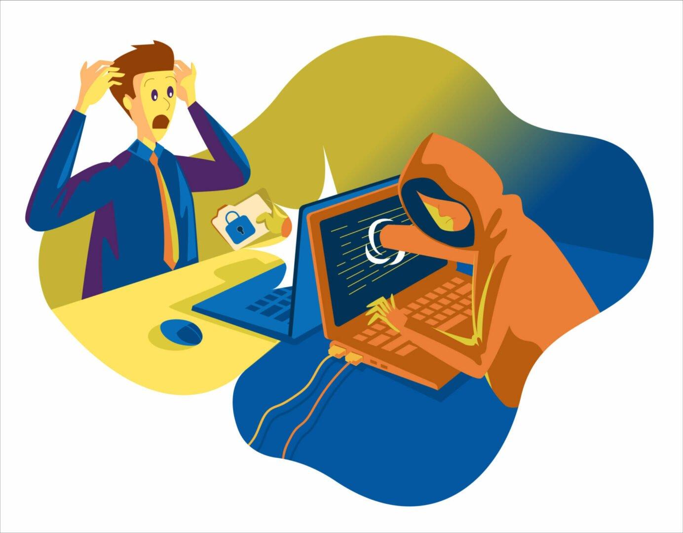 Mangelnde IT-Sicherheit verursacht Rekordschäden in Milliardenhöhe!
